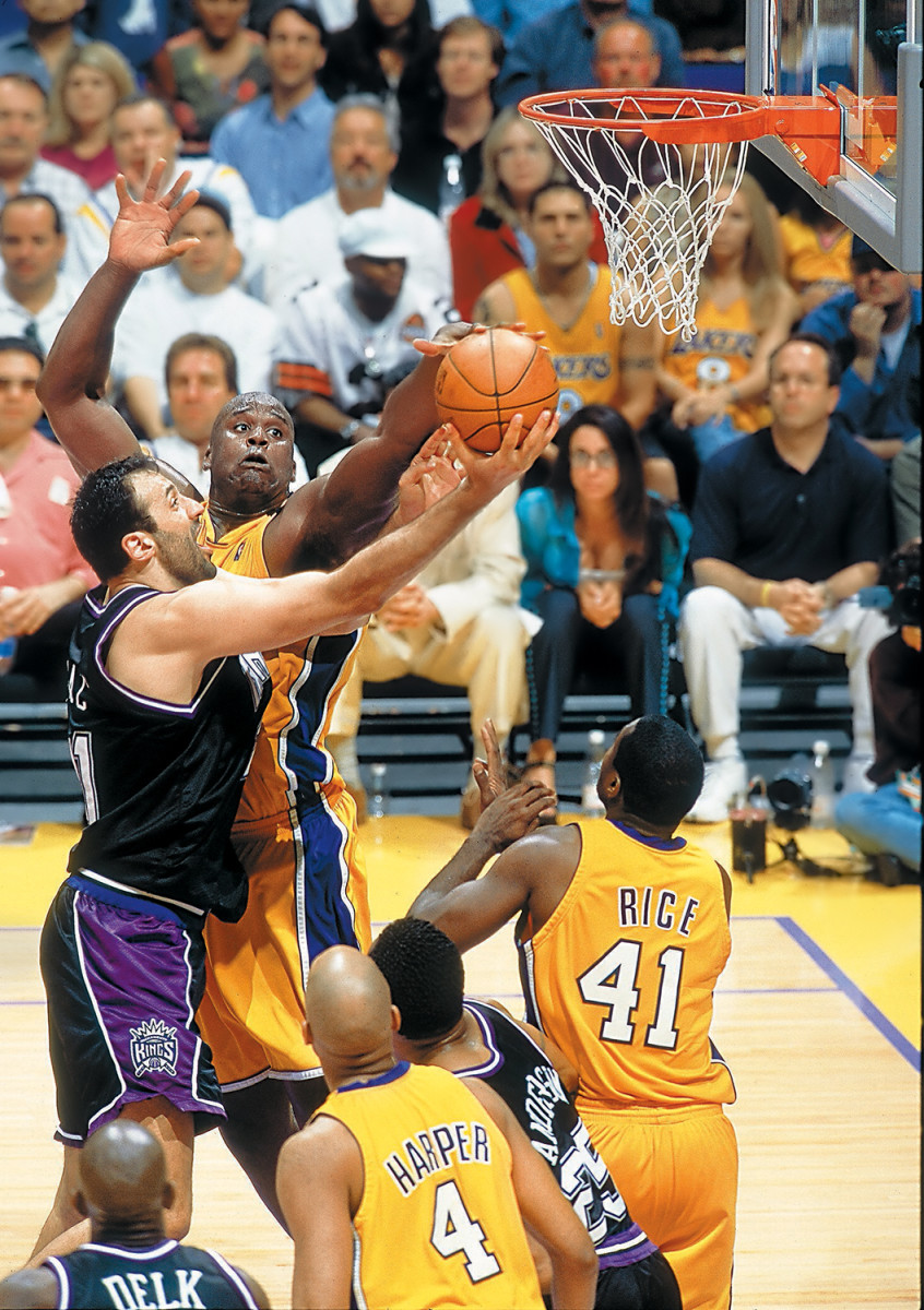 Shaq the MVP? Just ask Vlade Divac and the Kings. (Don't ask Fred Hickman.)
