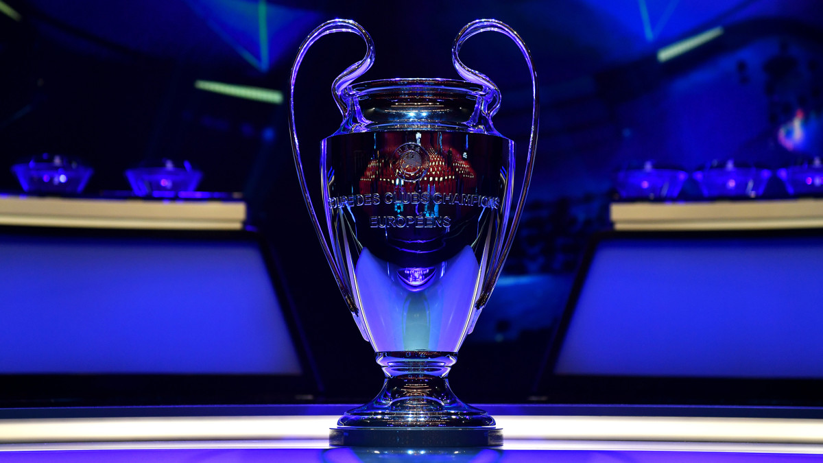 Champions League draw: Pots, potential group pairings ...