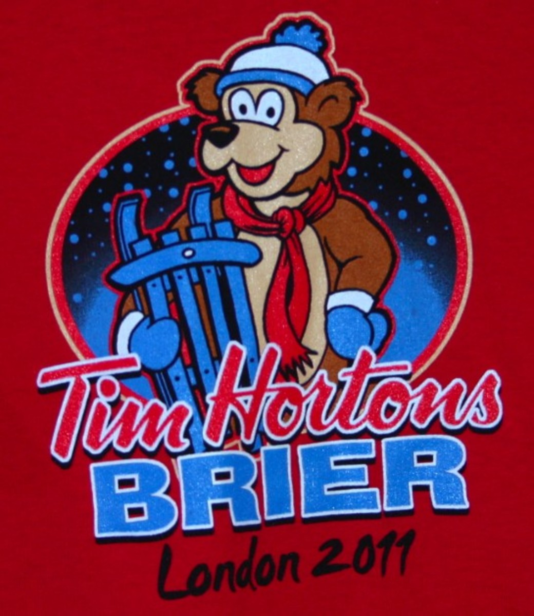 Brier Bear T-shirt