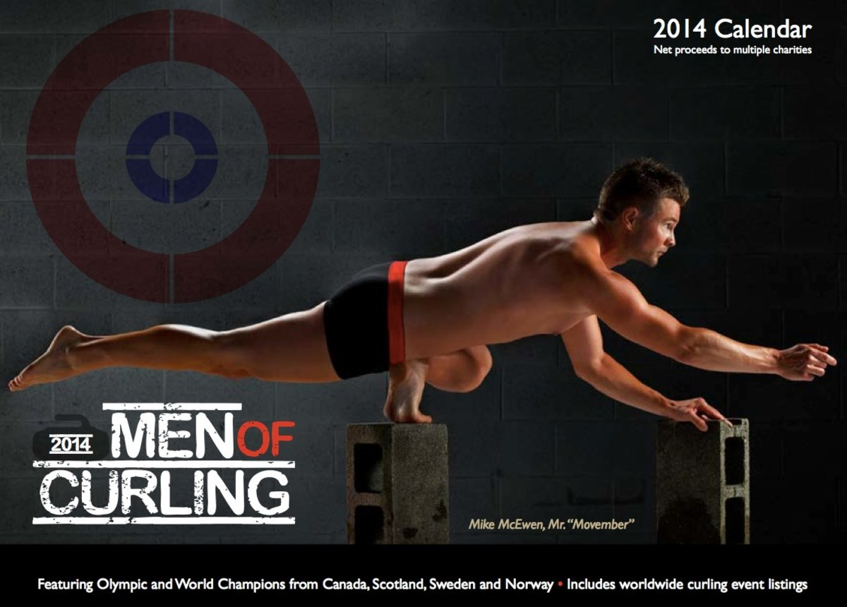 WOMEN NO MORE: It's all men in the 2014 Calendar fundraiser
