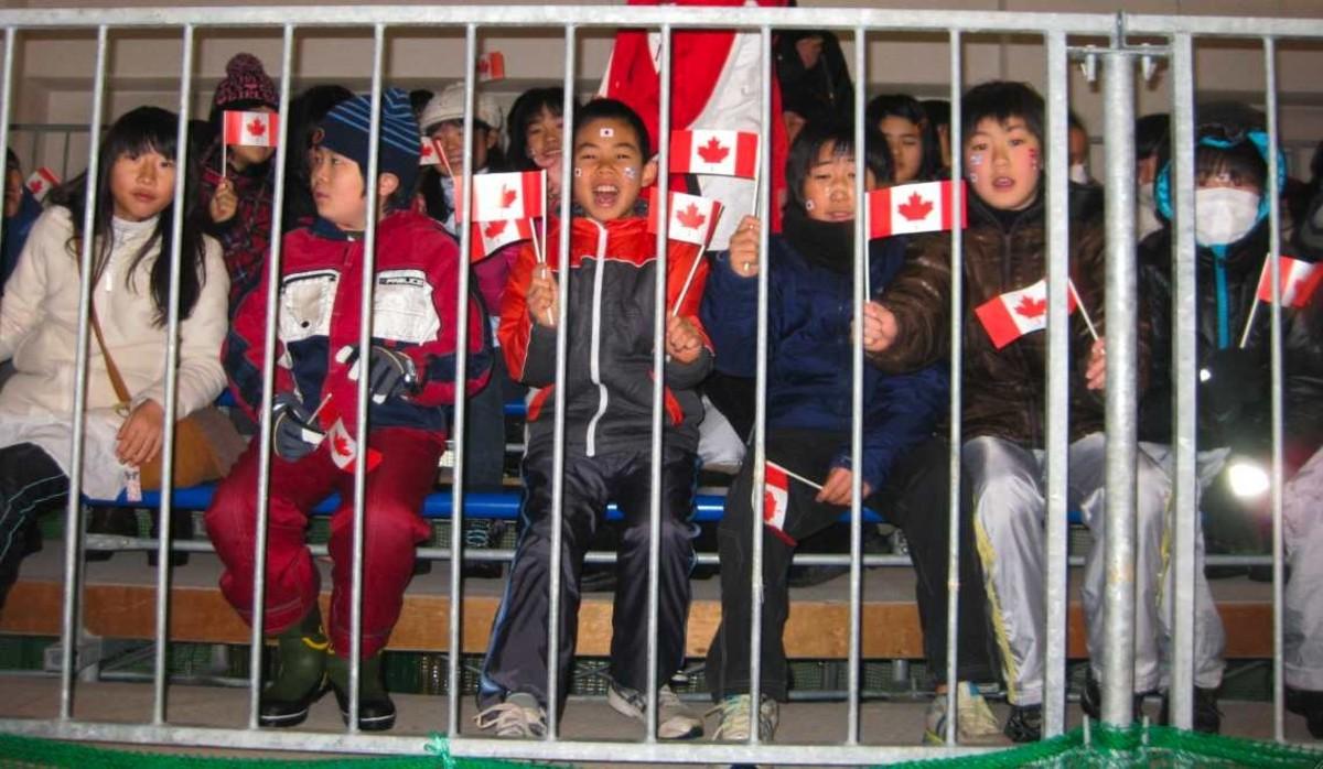 Go Canada!