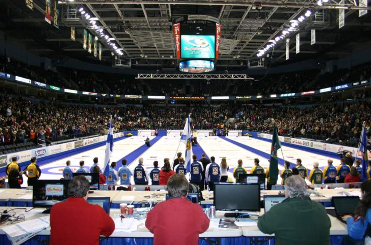 The Curling News media view