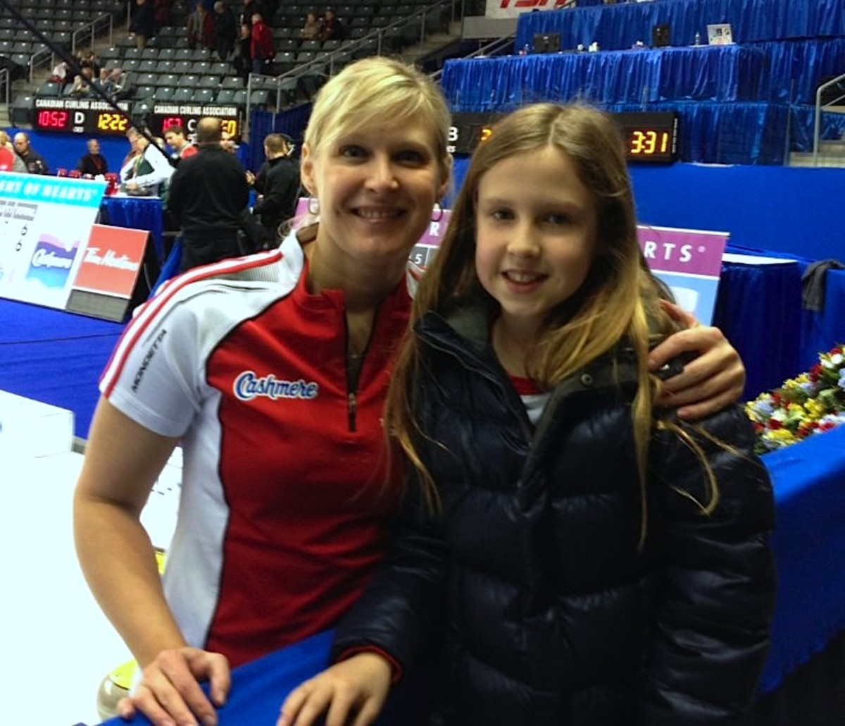 Dean's daughter with Laine Peters