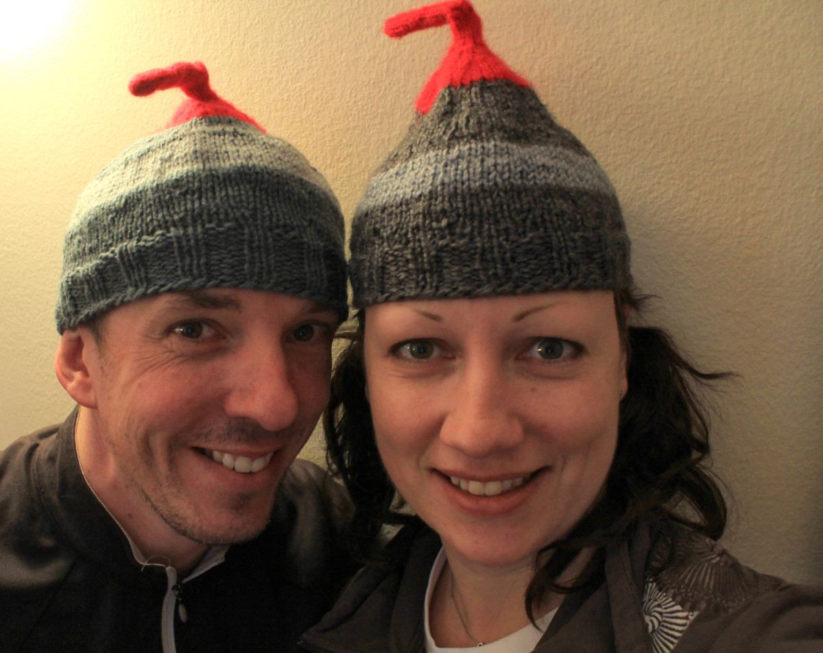 Curling Hats