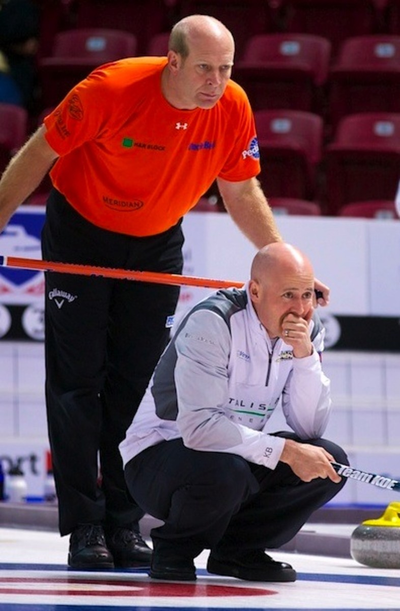 Kevin vs Kevin or ALTA vs CAN at the Brier?