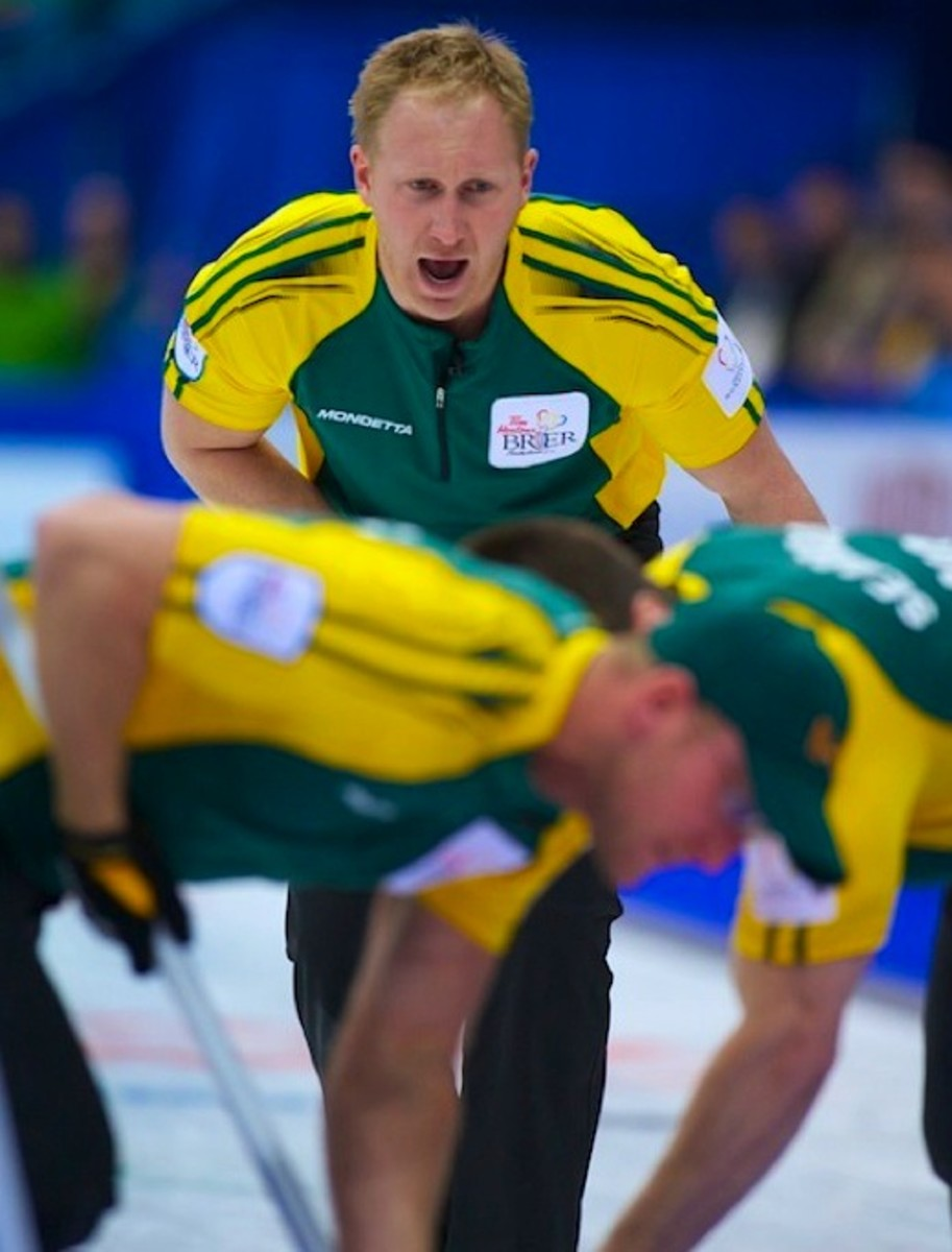 NONT skip Brad Jacobs has a big day today