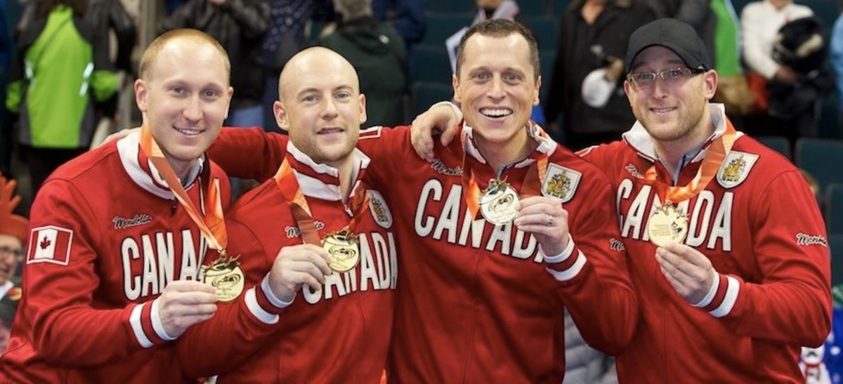 Team Brad Jacobs never lost a game