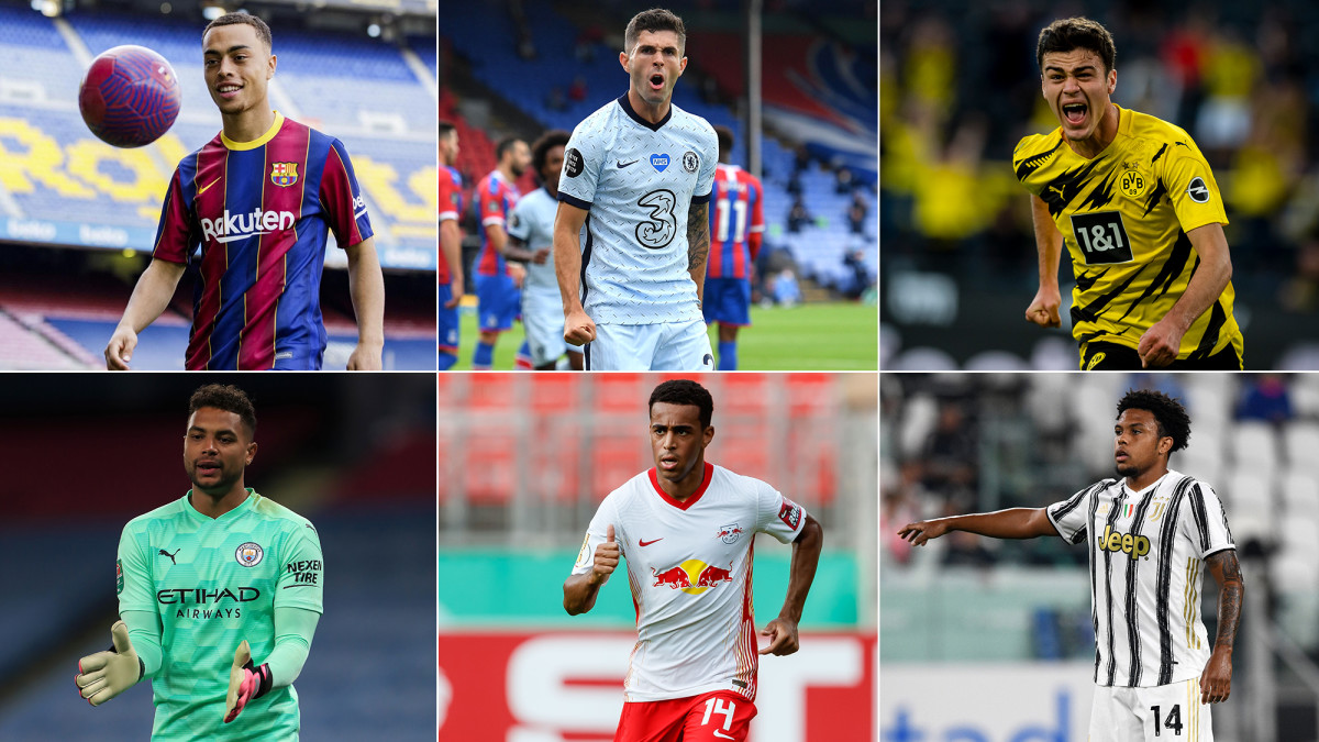 Why the Golden Moment for Young USMNT Stars Abroad Is Happening Now