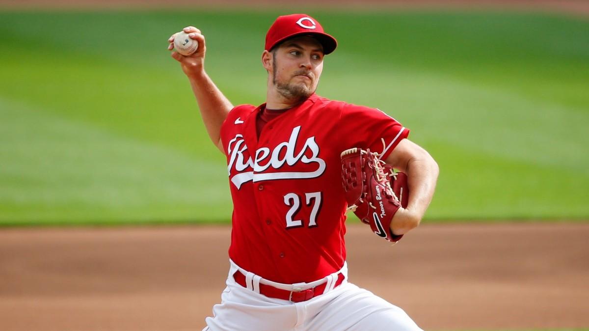 MLB Rumors: Dodgers Monitoring Market for Trevor Bauer
