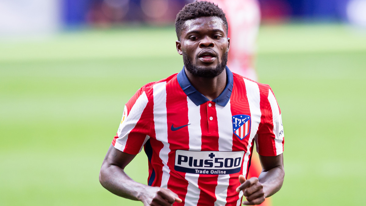 Thomas Partey is headed to Arsenal
