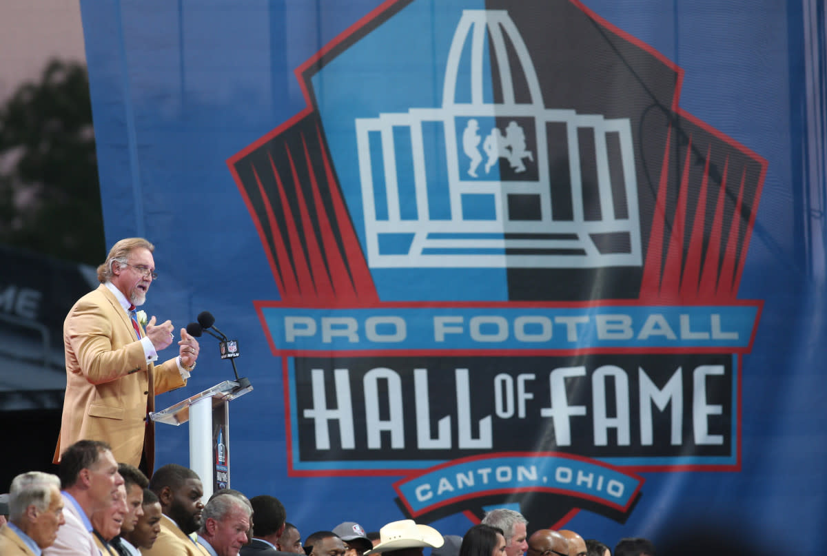 Pittsburgh Steelers in the Pro Football Hall of Fame