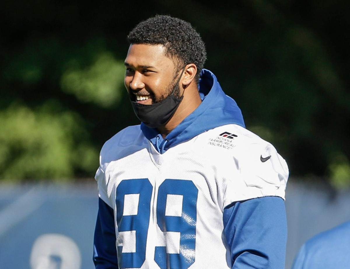 The Indianapolis Colts are ecstatic with how All-Pro defensive tackle DeForest Buckner has had an impact since being acquired in March.