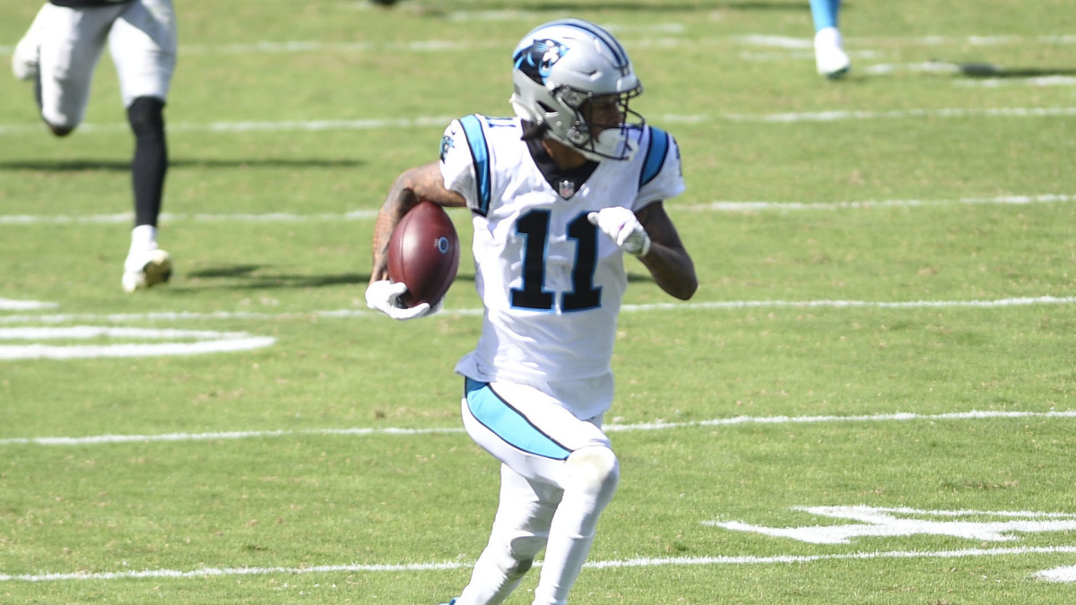 Robby Anderson, Carolina Panthers