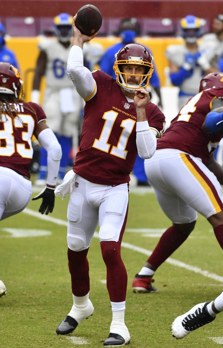 Alex Smith, Washington Football quarterback