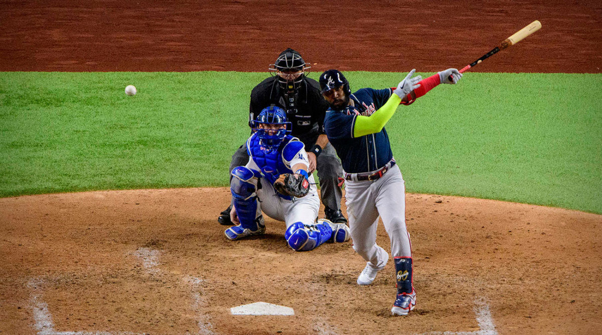 Braves Spoil Dodgers' Plan Smash Their Way to NLCS Lead – Sports Illustrated