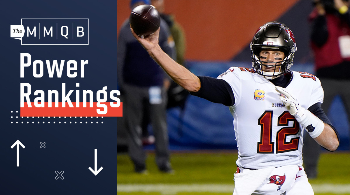 NFL Power Rankings: No Need to Worry for Buccaneers Chiefs – Sports Illustrated