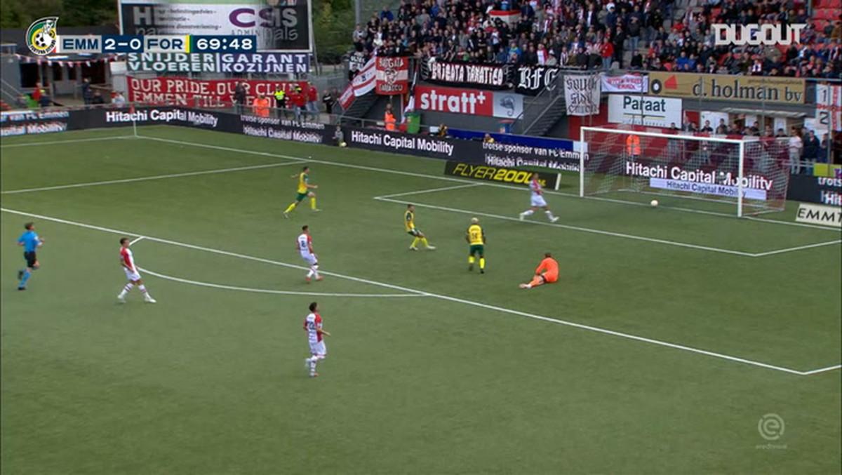 Fortuna Sittard S Best Goals Against Fc Emmen Soccer Dugout On Sports Illustrated