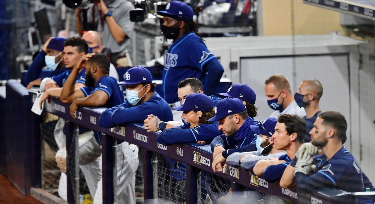 Rays Astros on Historic Collision Course Heading Into Game 7 – Sports Illustrated