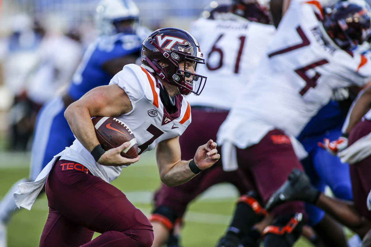 Virginia tech football plays Duke