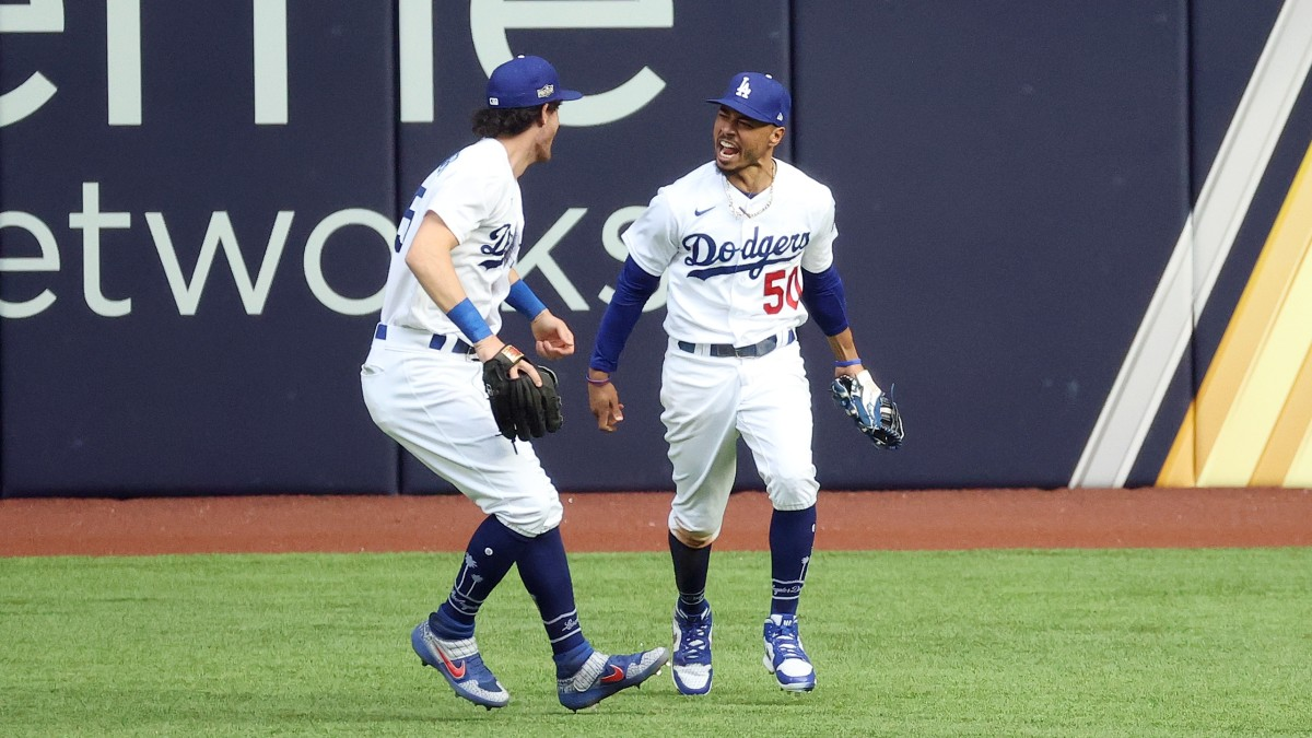 Dodgers Keep Season Alive, Force Game 7 in NLCS