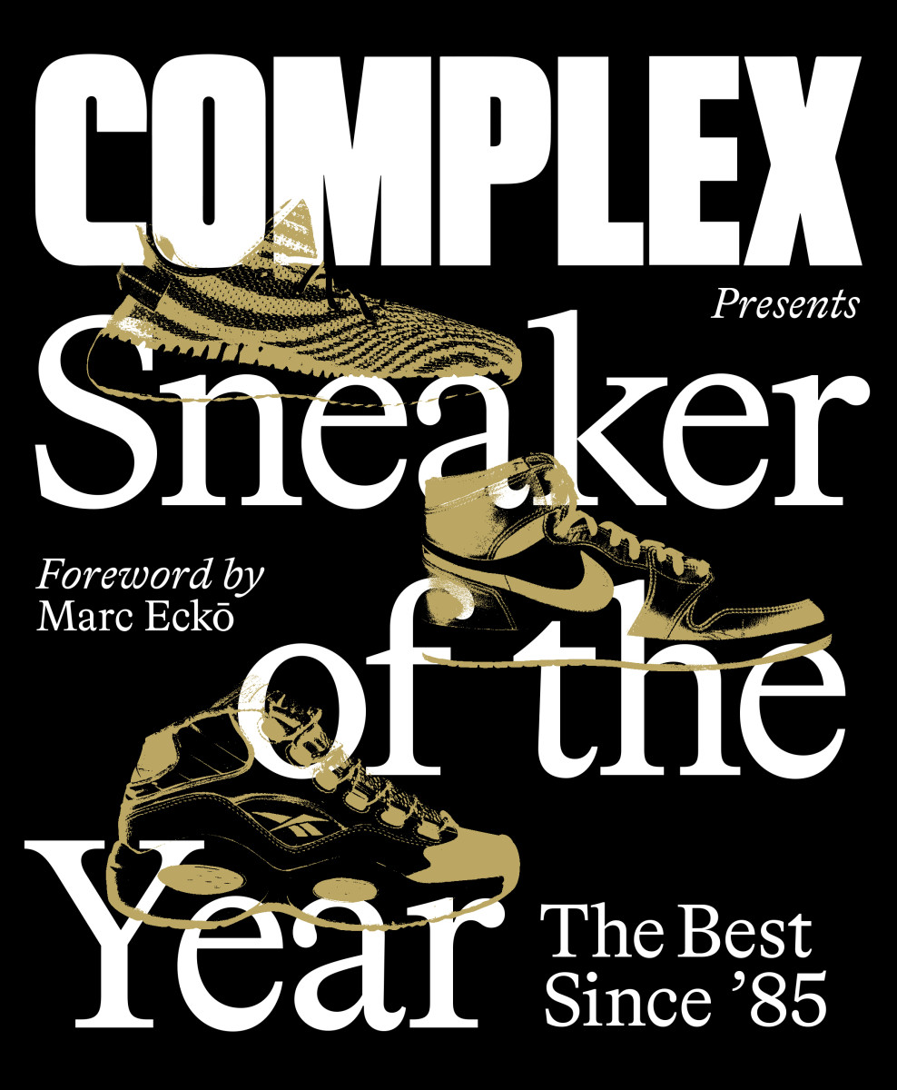 Sneaker of the Year_Cover