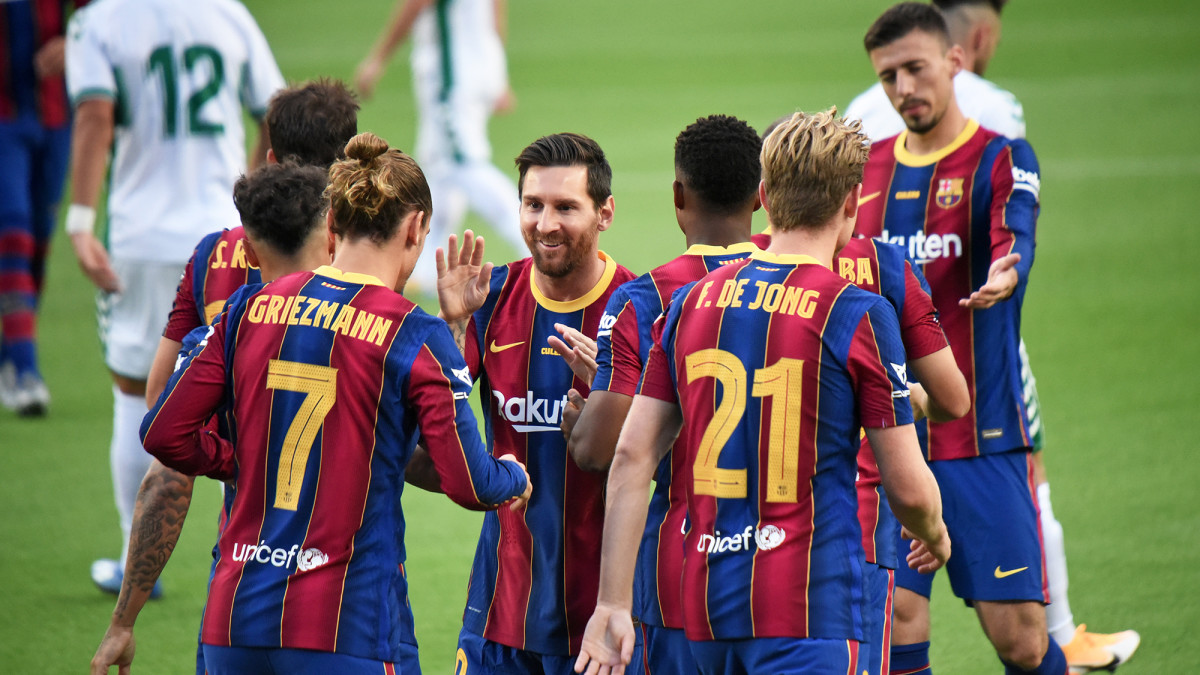 Juventus vs Barcelona live stream: Watch UCL online, TV, lineups - Sports Illustrated