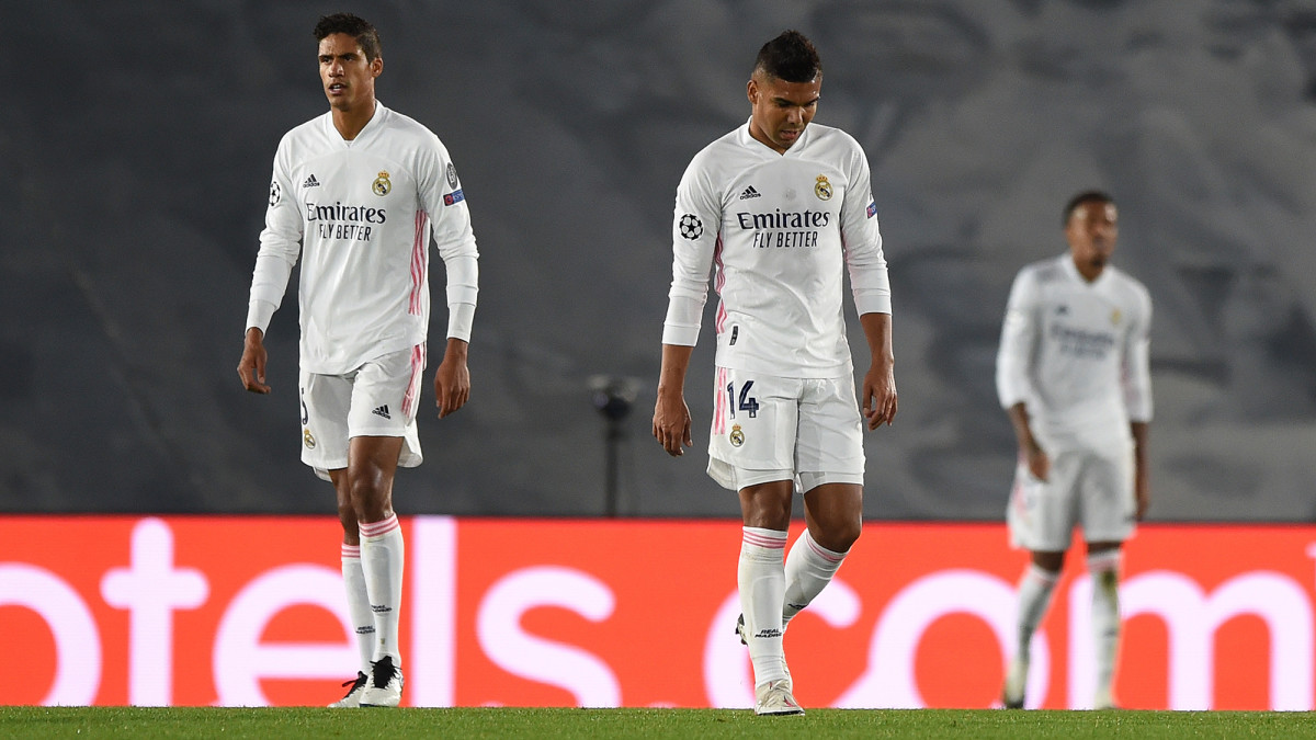 Real Madrid falls to Shakhtar Donetsk in Champions League