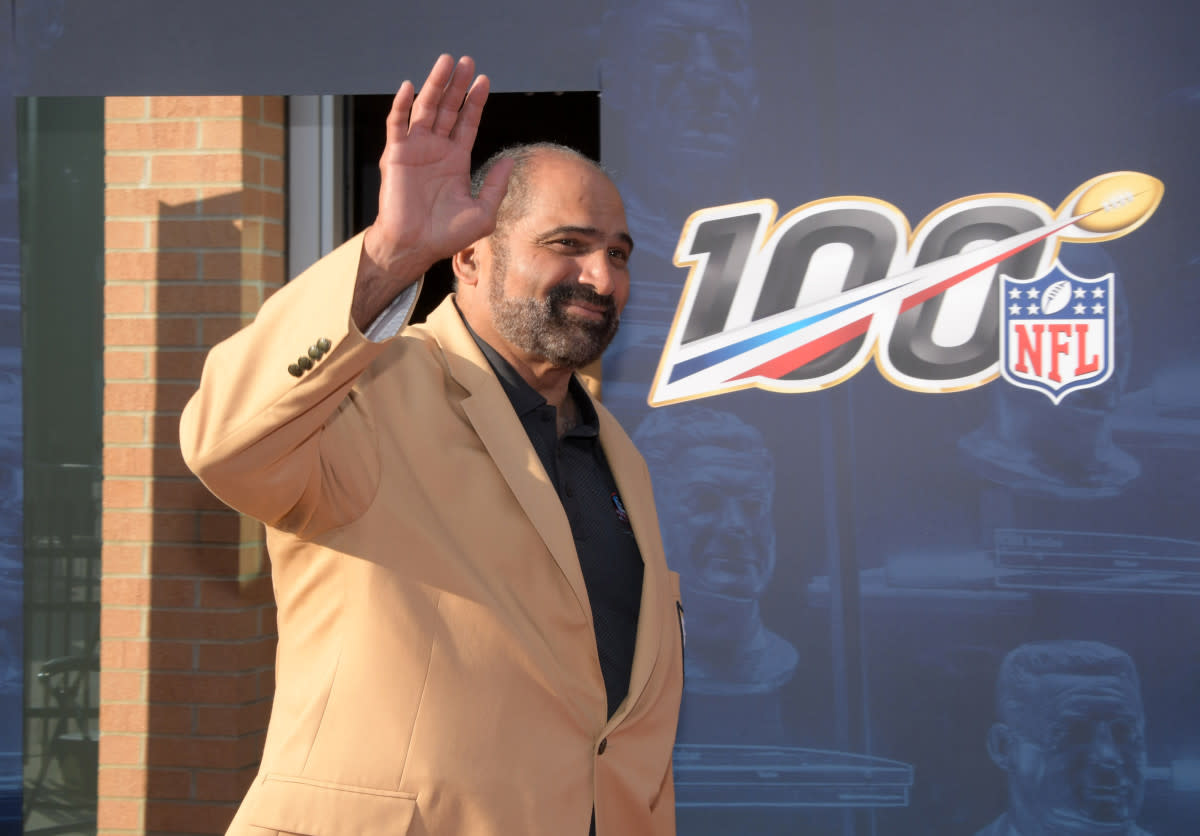 Hall of Fame running back Franco Harris was the first Super Bowl MVP in Steelers history.