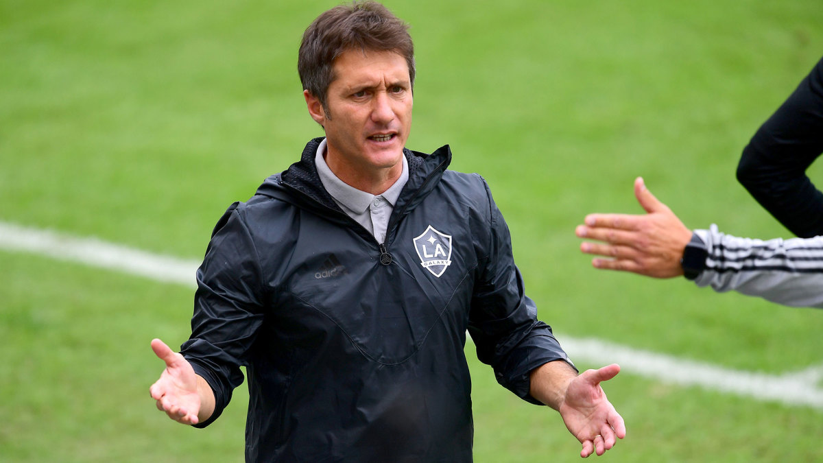 Guillermo Barros Schelotto is out as LA Galaxy manager
