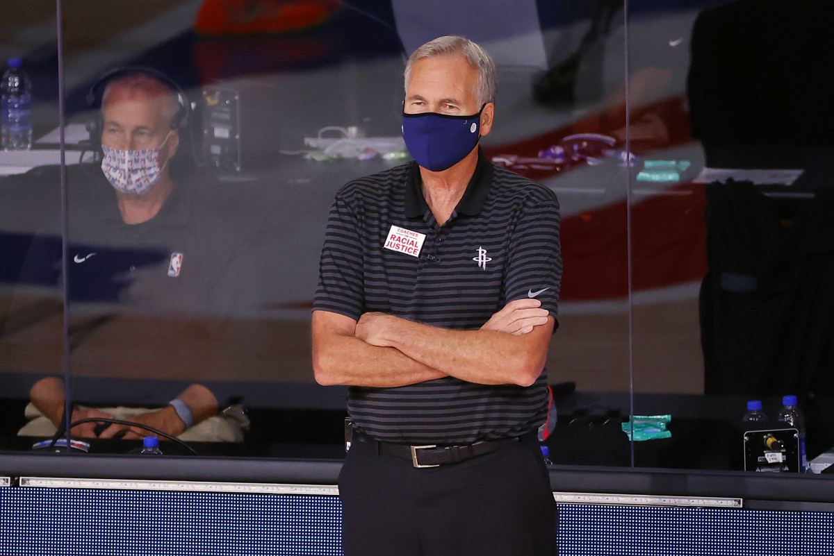 Report: Mike D'Antoni, Ime Udoka Finalizing Deals to Join Steve Nash's Nets Coaching Staff