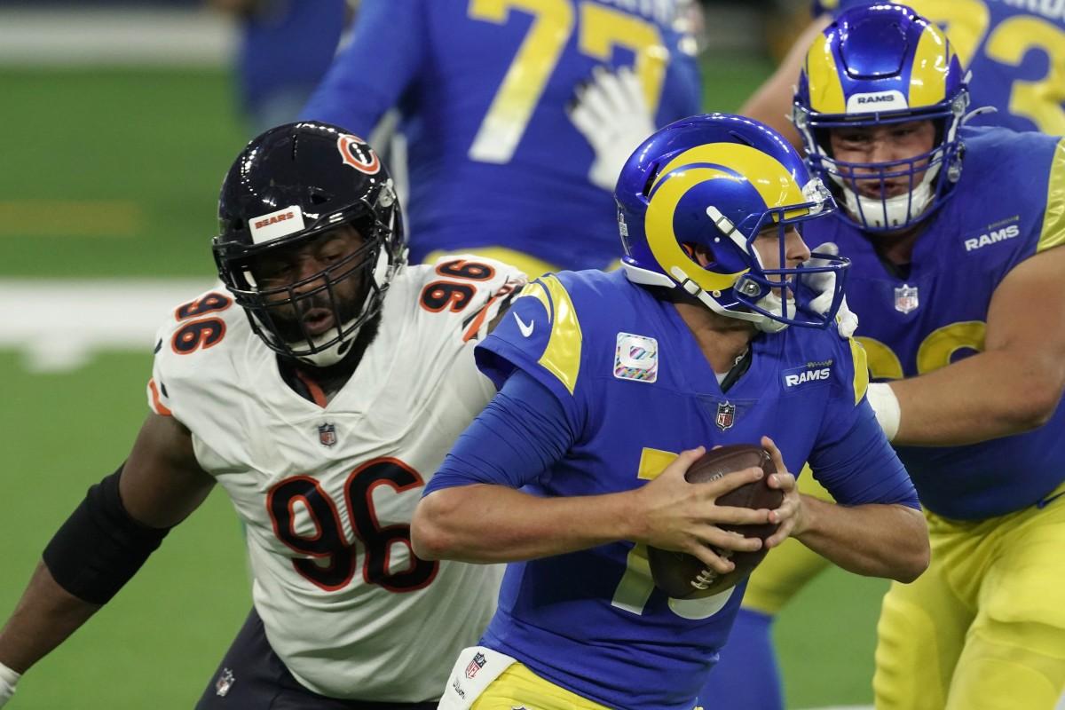 Akiem Hick - DT, Chicago Bears