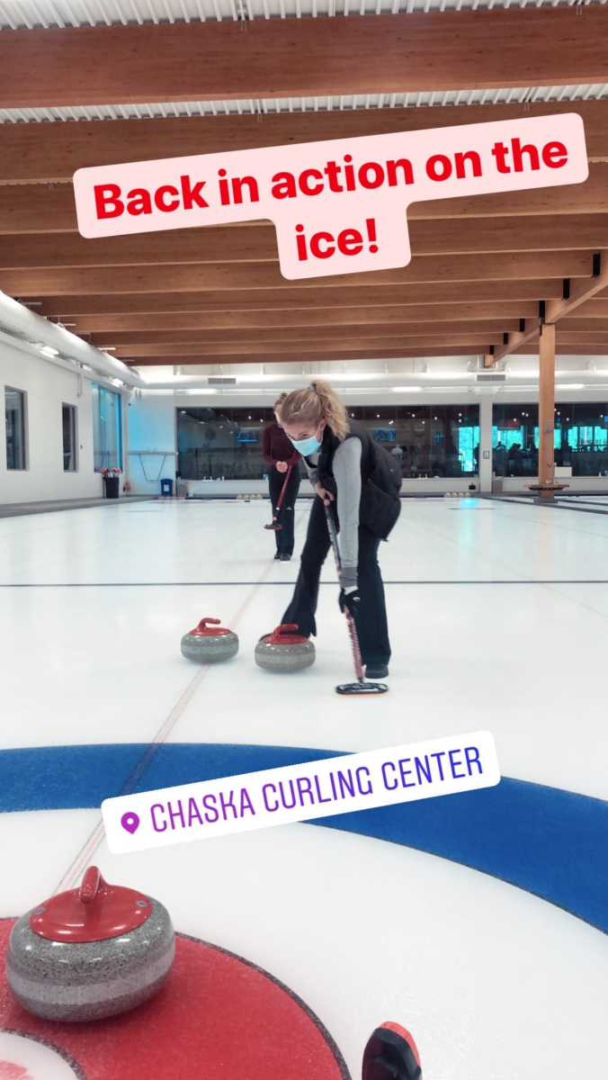 Back on ice in Chaska
