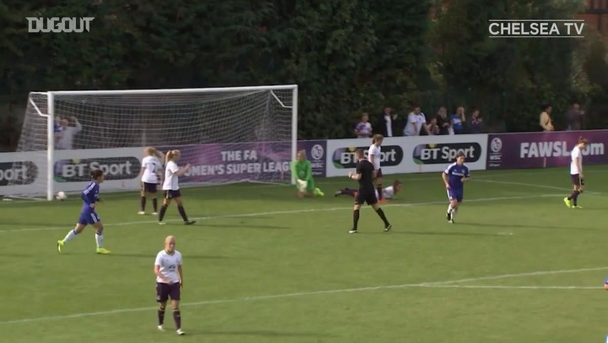 Chelsea Women's top five goals vs Everton - Soccer ...