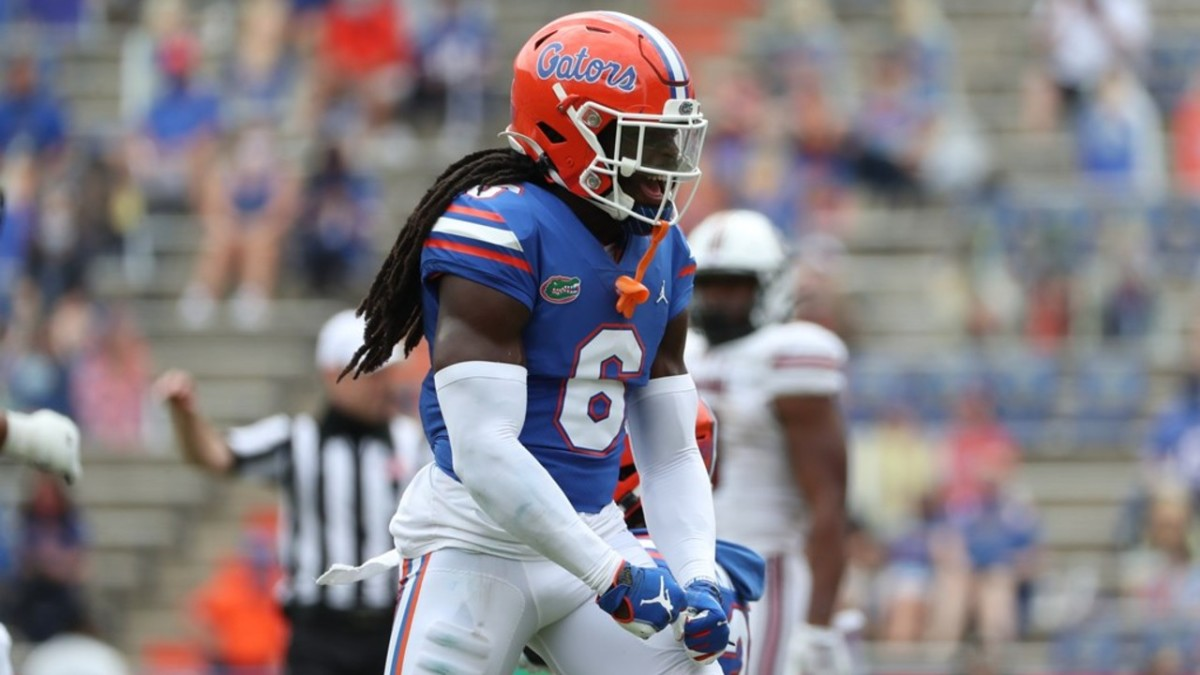 Gators depth in defensive backfield an issue after