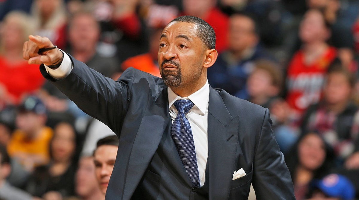 Juwan Howard is getting it done on the recruiting trail.