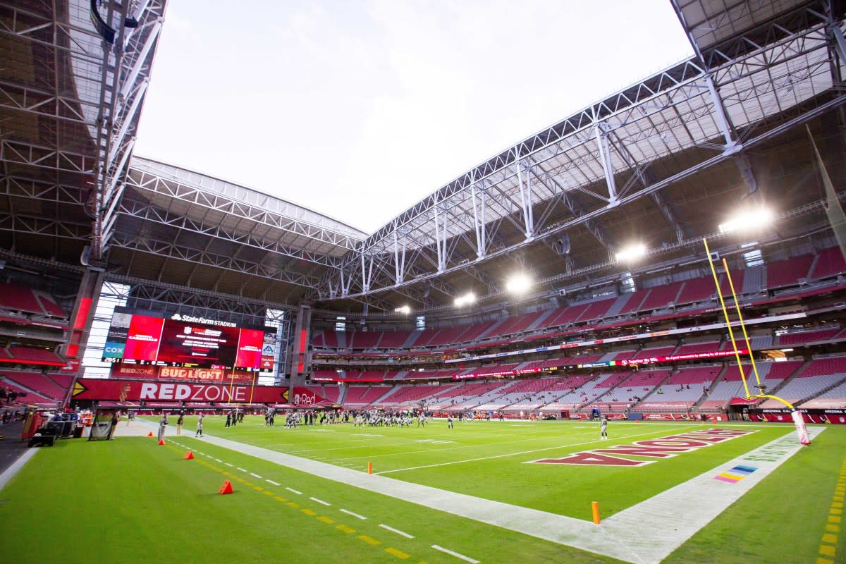 State Farm Stadium is the first and only stadium the Cardinals have played from that is devoted primarily to their football team.