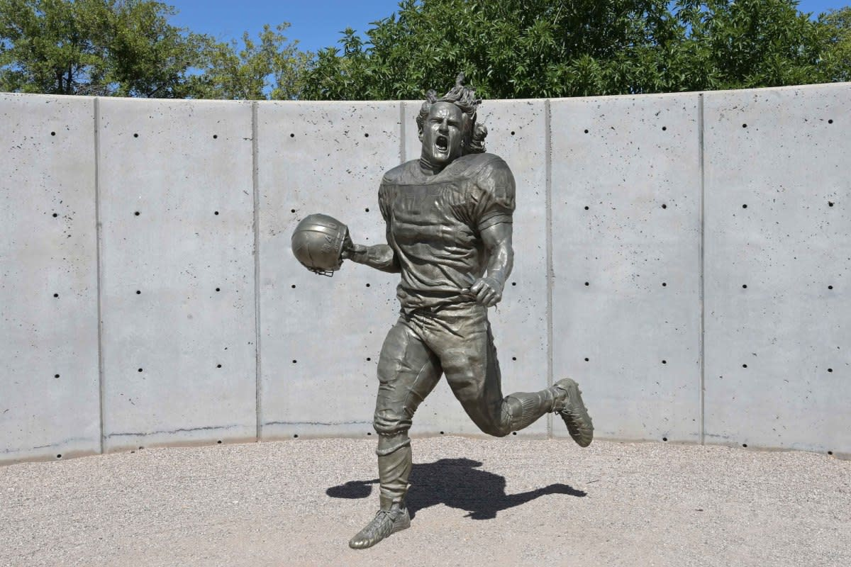 Pat Tillman enlisted in the United States Army in 2002 and was killed in Afghanistan in 2004 by friendly fire. Tillman is one of 14 professional football players to be killed in combat.