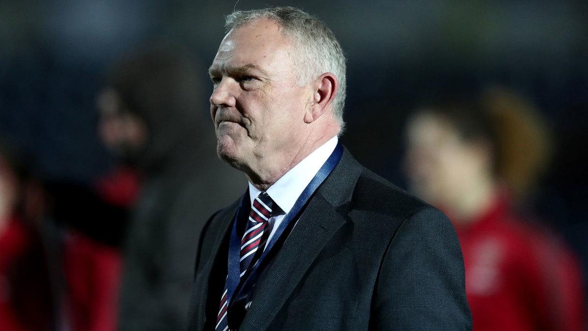 FA chairman Greg Clarke has resigned in disgrace