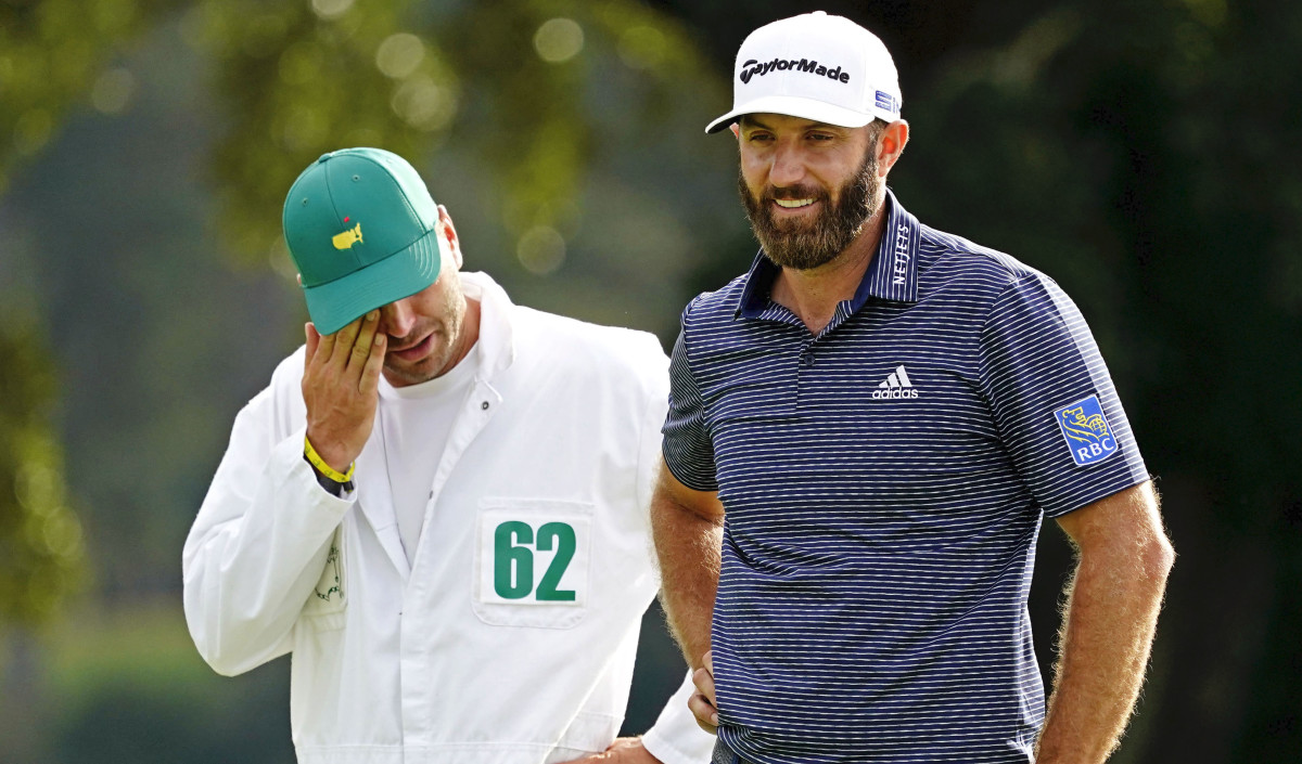Dustin Johnson Won the Masters His Way With His Brother at His Side – Sports Illustrated
