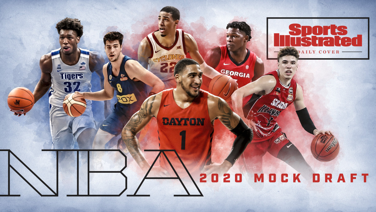NBA Mock Draft 8.0: Latest Projections for All 60 Picks