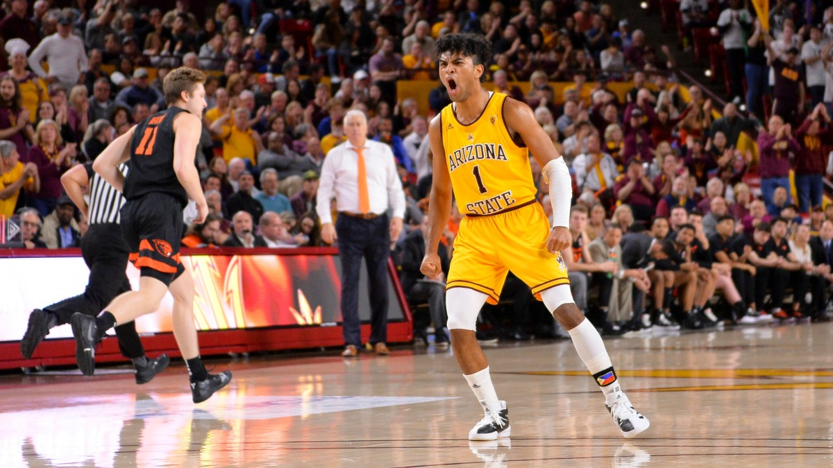 Arizona State point guard Remy Martin is the Pac-12's leading returning scorer and a preseason All-American.