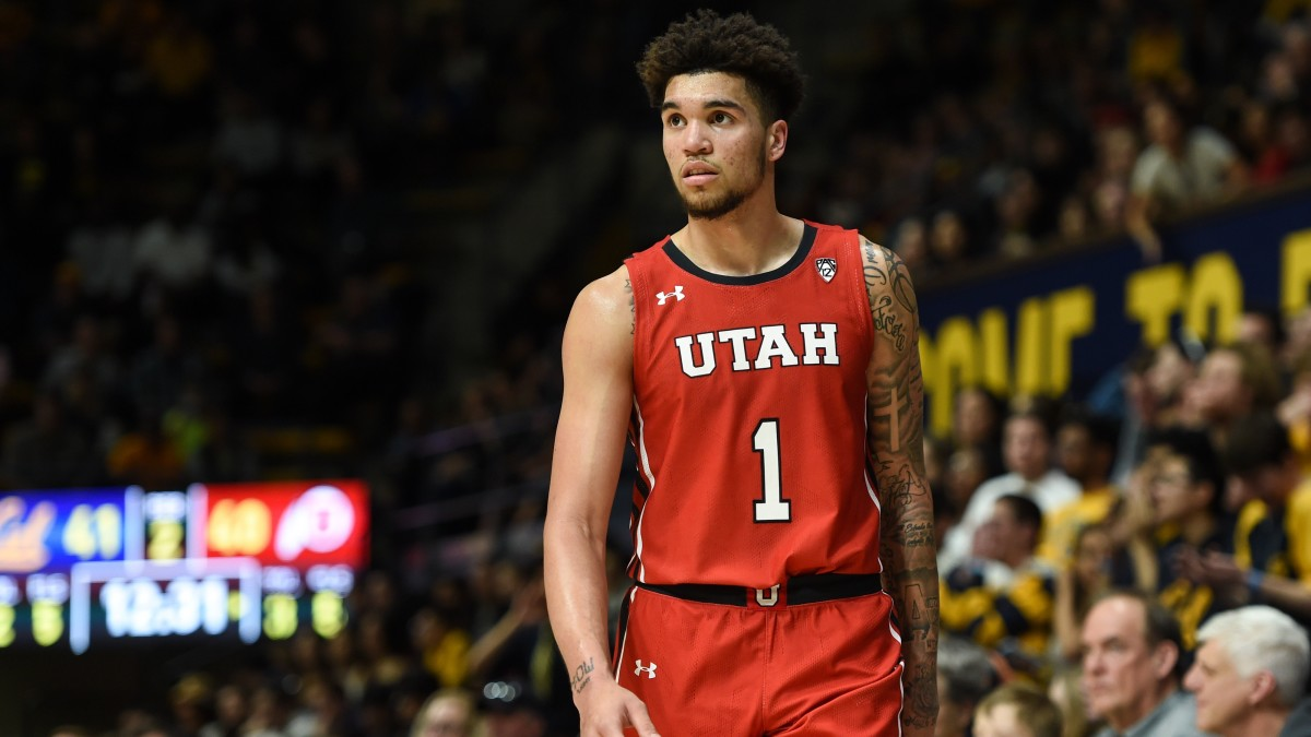 Utah forward Timmy Allen is a preseason all-conference selection.