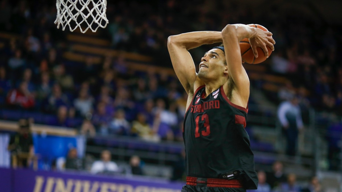 Stanford senior Oscar da Silva averaged 15.7 points and 6.4 rebounds for the Cardinal last season.