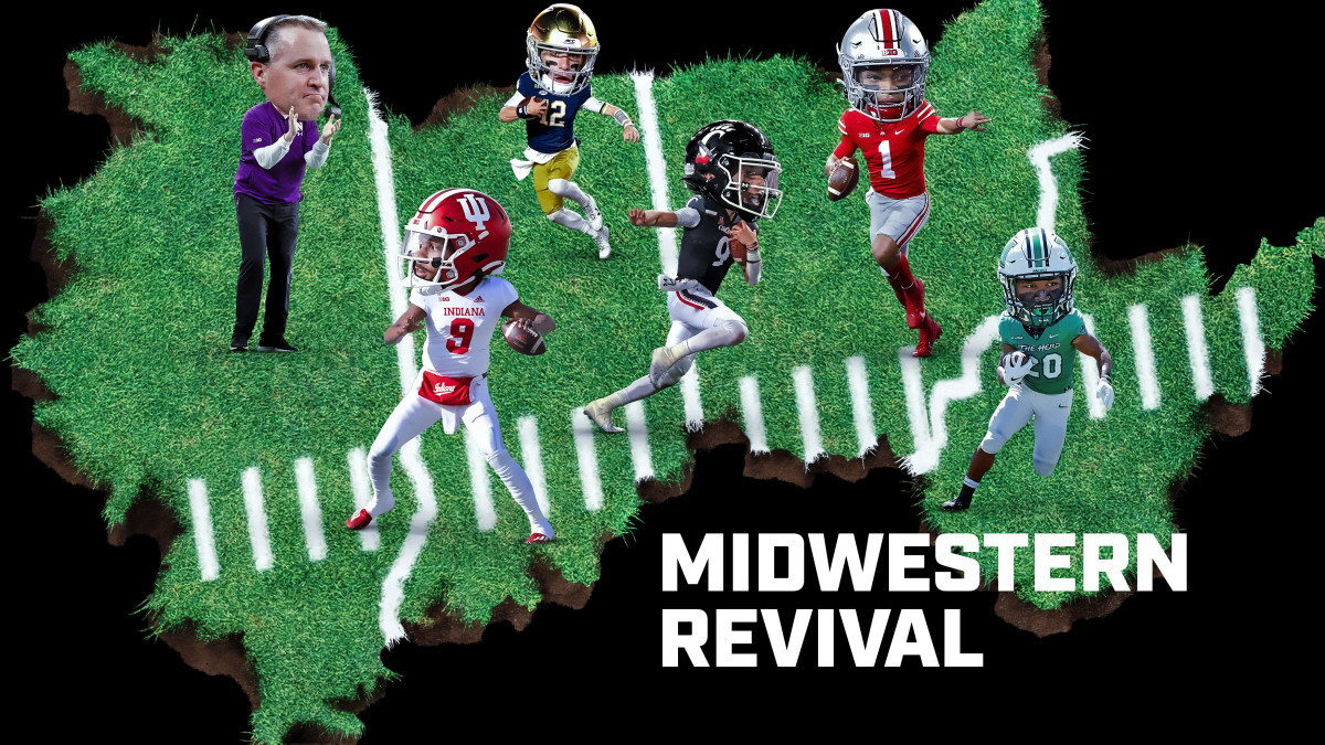 Midwestern Revival Tour: College Football