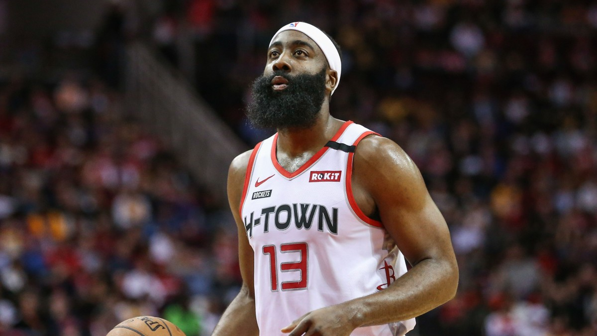 James Harden Hasn't Been Practicing With the Rockets, Why ...