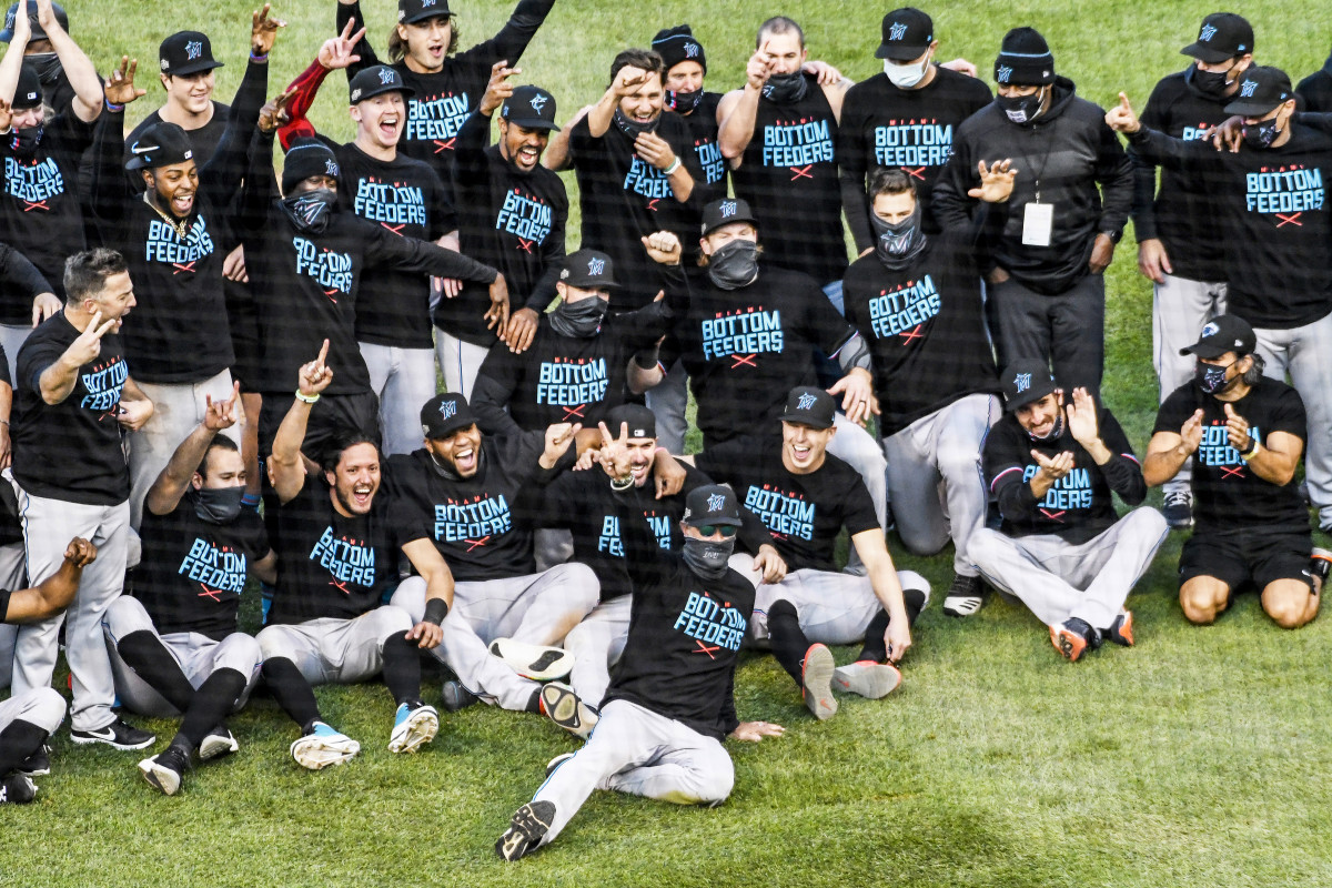 The Marlins made a surprise run to the playoffs last season, but plenty of challenges await Ng running a small-market franchise.