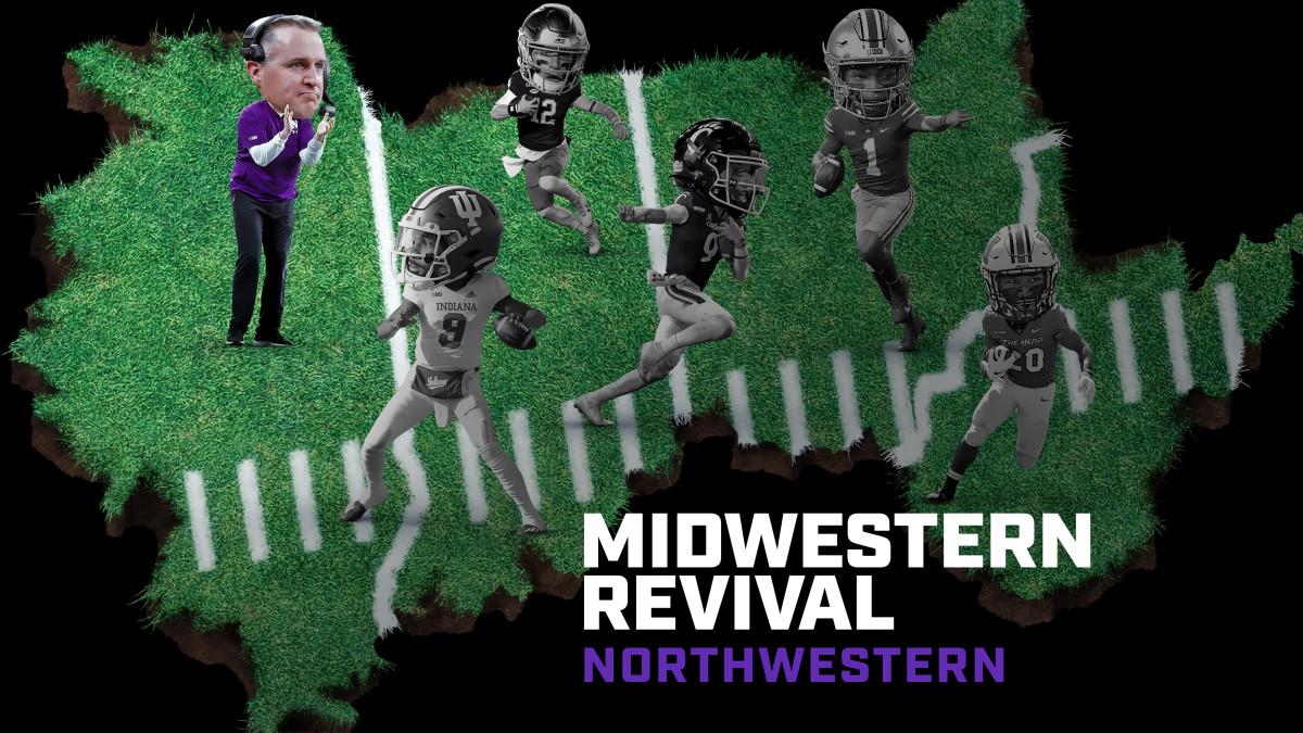 Midwestern Revival: Northwestern