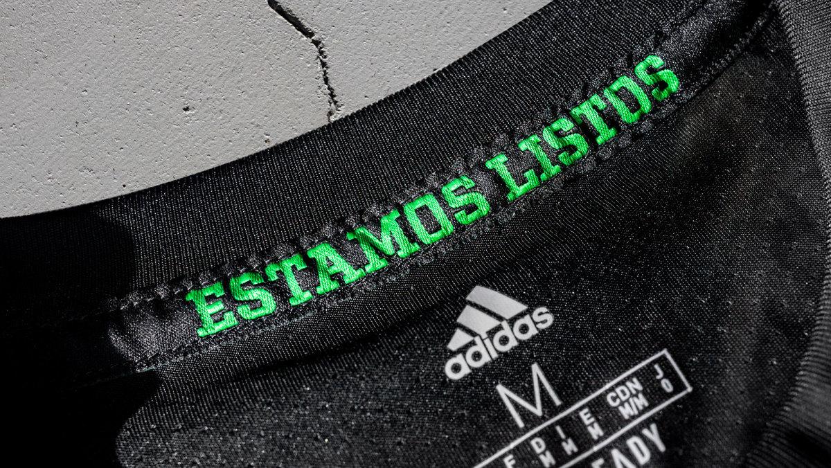 Austin FC's MLS uniform