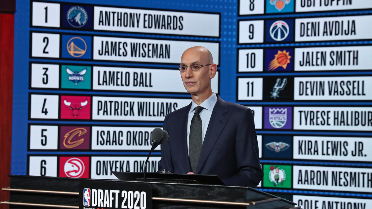 2020 NBA draft: 10 final thoughts - Sports Illustrated
