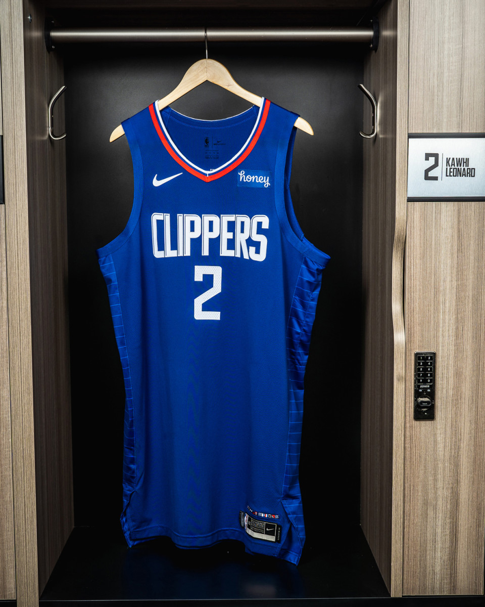 La Clippers Announce Honey As New Jersey Sponsor Sports Illustrated La Clippers News Analysis And More